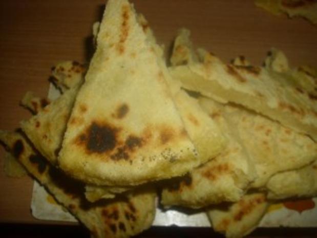 Harcha (Marokkanisches Brot) - Rezept - Bild Nr. 7
