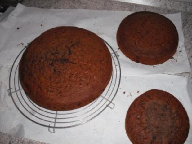 Rotwein Stockkuchen - Rezept - Bild Nr. 3