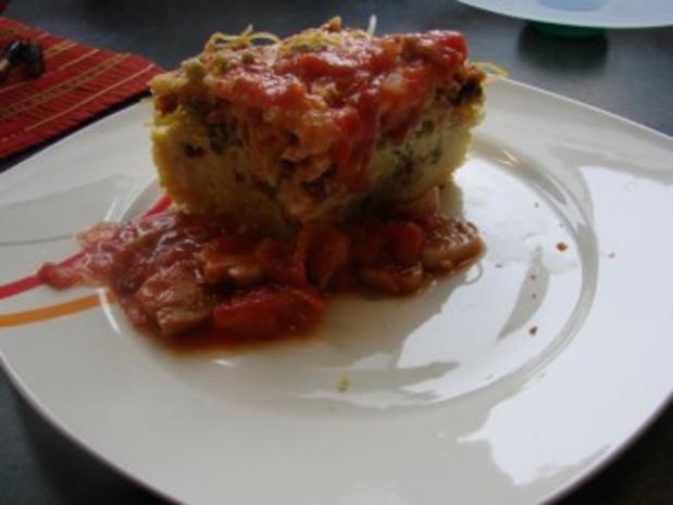 Spaghettitorte - Rezept - Bild Nr. 2