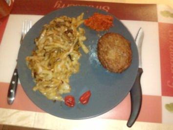 Paprika-Weißkraut Beilage - Rezept