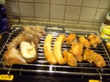 Grillsaison 2011 - Rezept