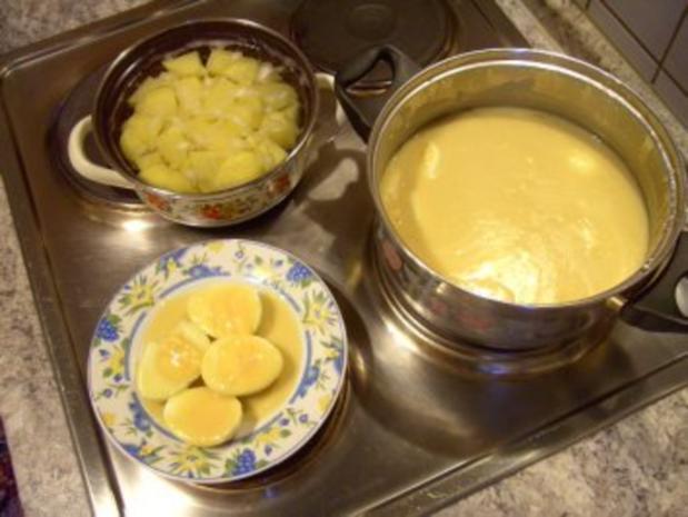 Eier Senf oder Senfeier - Rezept - Bild Nr. 2