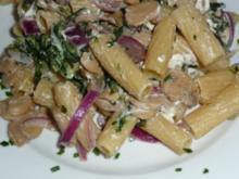 Pasta vegetarisch - Rezept