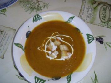 Wurstbrüh-Gemüsesuppe - Rezept