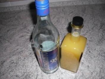 Rezept: Orangcello