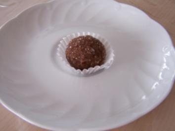 Cappuccino-Trüffel - Rezept