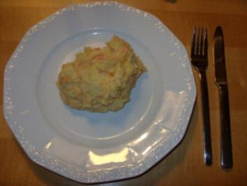 E: Kartoffel Karotten Püree - Rezept