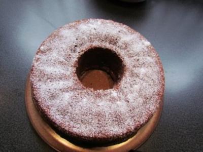 Mein Nutellakuchen - Rezept