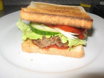 Hamburger (Pattys) - Rezept