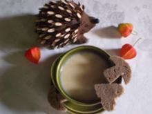 Boddermelksanballerße - Rezept