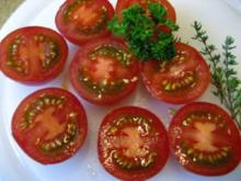 Tomaten-Cremesuppe... - Rezept