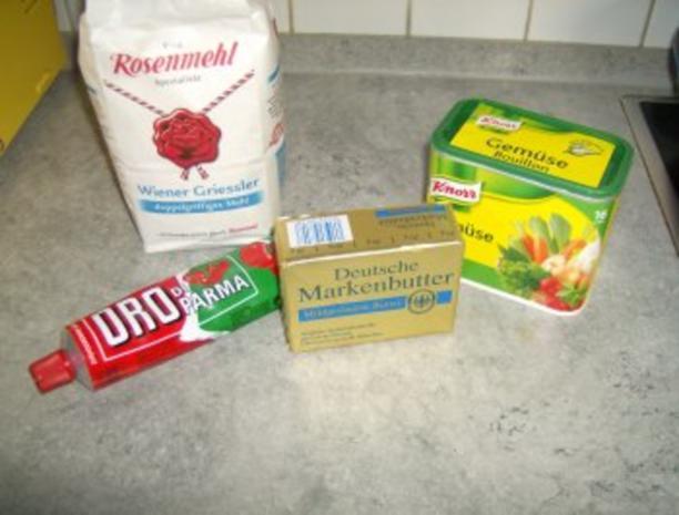 schnelle Tomatensoße - Rezept - Bild Nr. 2