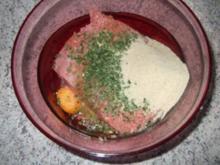 Hackbällchen mit Steinpilzsoße - Rezept