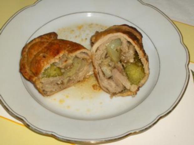 Scharfe Schweinerouladen - Rezept - Bild Nr. 7