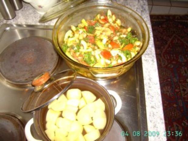 gedünsteter Gemüseauflauf - Rezept - Bild Nr. 2