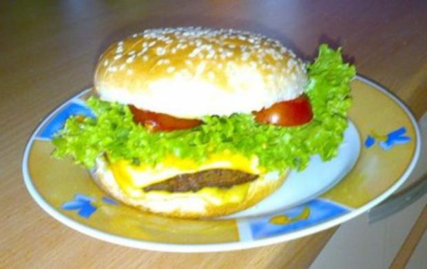 Böser Burger - Rezept