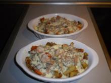 Gemüse - Hackfleisch - Ragout - Rezept