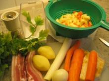 Suppen + Eintöpfe: Tagelöhners deftiger Rübeneintopf - Rezept