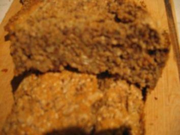 Kerniges Volkornbrot - Rezept