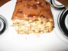 Bananen-Schokolade-Kuchen - Rezept