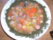 Kartoffel-Suppe.. - Rezept