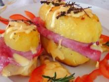 Panini-Kartoffeln - Rezept