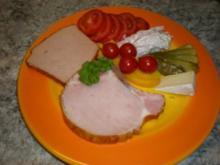 Brotzeit-Platte - Rezept