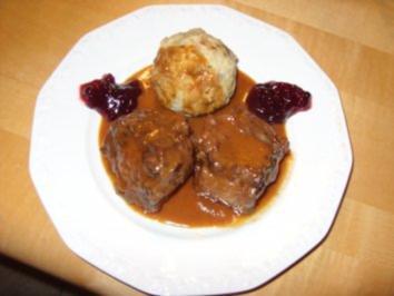 D: Ochsenschwanz - Ragout - Rezept
