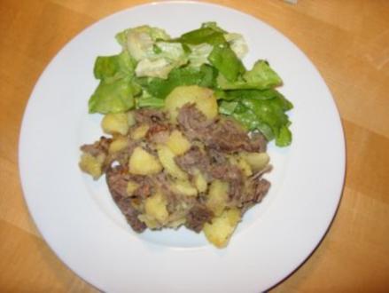D: Tiroler Gröstl - Rezept