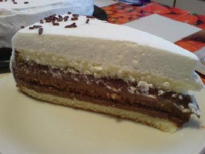Pudding-Torte - Rezept