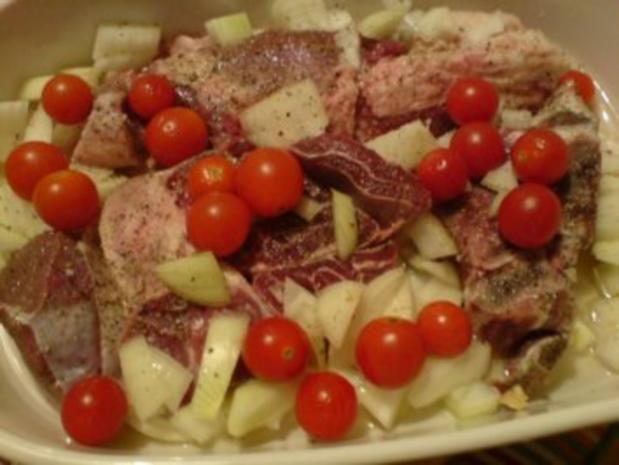 Rinderknochen-Fleisch - Rezept - Bild Nr. 6