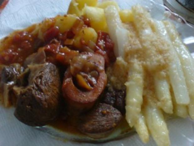 Rinderknochen-Fleisch - Rezept - Bild Nr. 10