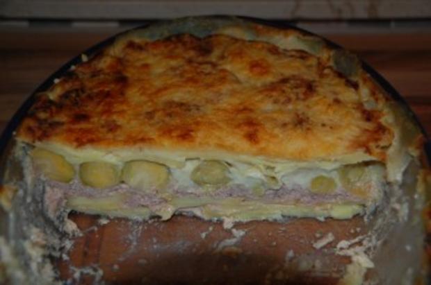 Hackfleisch - Rosenkohl - Kartoffel - Auflauf - Rezept - Bild Nr. 3