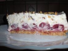 Kirsch-Philadelphia-Torte - Rezept