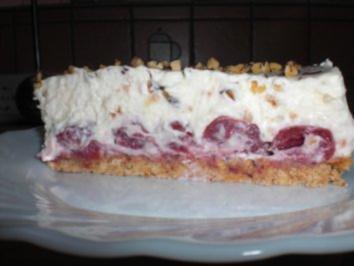 Kirsch Philadelphia Torte Rezept Mit Bild Kochbar De