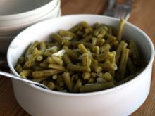 Ur-Oma´s Bohnensalat - Rezept