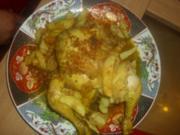 Marokkanisches Hähnchen - Rezept