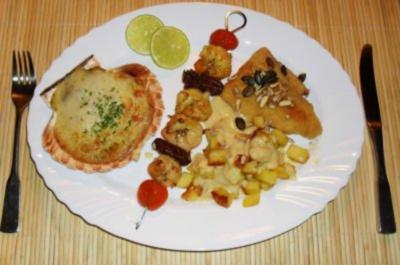 Käptn's Dinner - Rezept