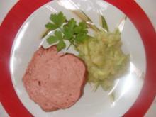 Fleischkäse / Leberkäse - Rezept