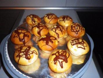 Marzipan - Mandarinen - Muffins - Rezept