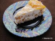 Zwieback-Aprikosen-Torte - Rezept