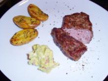 Fleisch: Argentinische Pfeffersteaks - Rezept