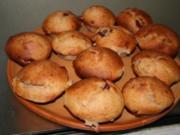 Dinkel-Kirsch-Muffins - Rezept