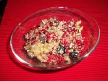 Granatapfel-Dessert oder Süßspeise - Rezept