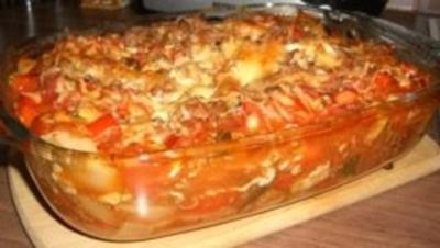 Lasagne Verdura - Rezept