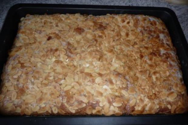 Kuchen Mandelkuchen Ruck Zuck Rezept Kochbar De