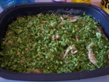 Broccoli-Nudel-Auflauf - Rezept
