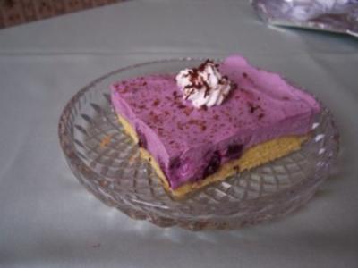 Heidelbeer-Schmand-Kuchen - Rezept