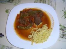 Thai-Gulasch - Rezept