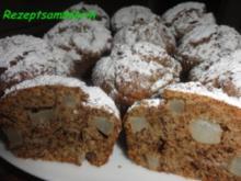 Muffin:   BIRNE - HELENE - Rezept